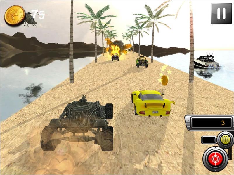 Bandit Buggy Gun Racer на Андроид