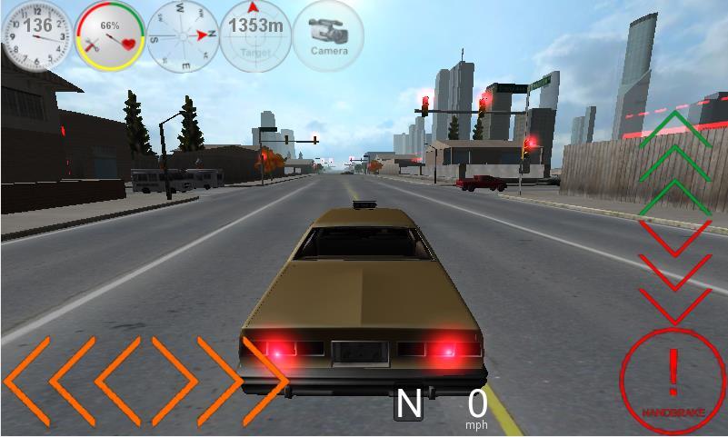 Duty Driver Taxi на Андроид