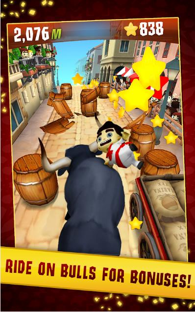 Stampede Run для Android