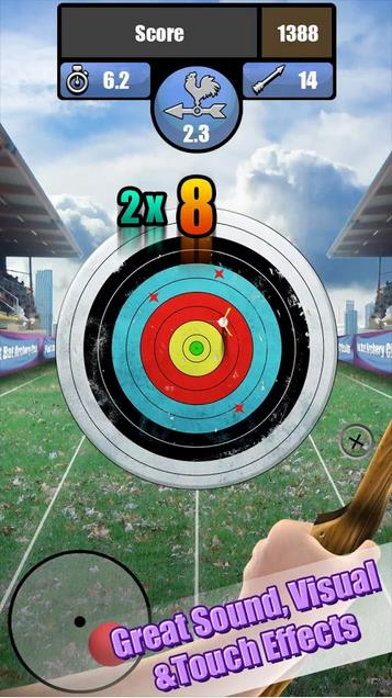 Archery Tournament на Андроид