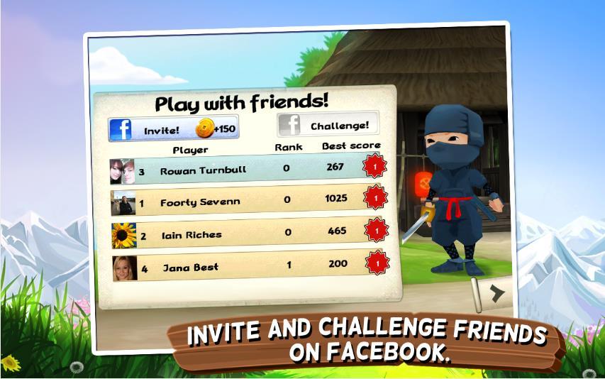 Mini Ninjas ™ для Андроид