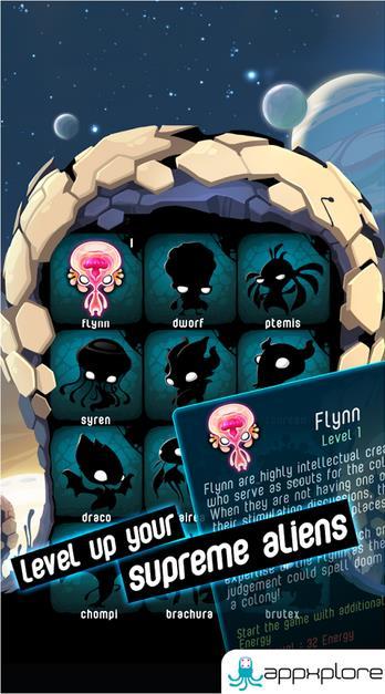 Alien Hive на Андроид