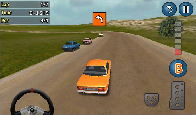 Rallycross на Андроид