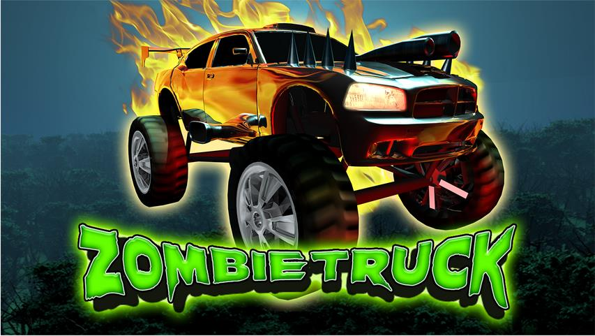 Zombie Truck Race Multiplayer - гонки для Android
