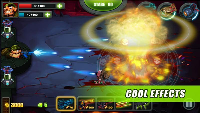 Zombie Commando 2014