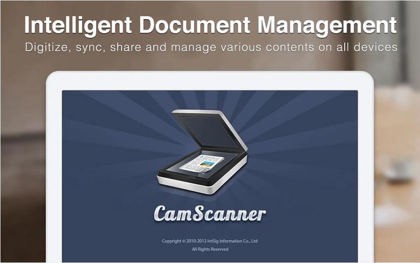 CamScanner на Андроид