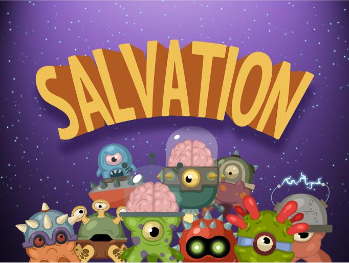 Salvation на Андроид