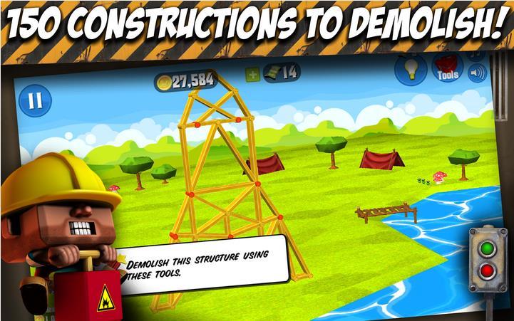 Demolition Duke на Андроид