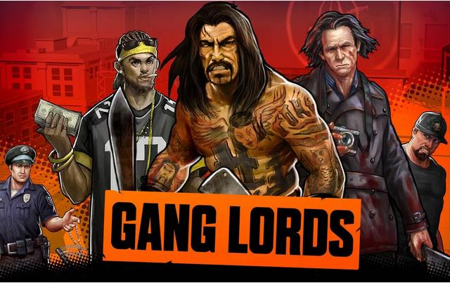 Gang Lords на Андроид