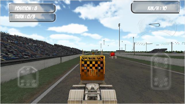 Гонки на грузовиков для Андроид