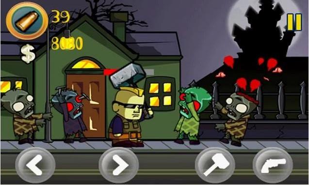 Zombie Village на Андроид