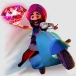 BalleBalle Ride на Андроид – веселый гоночный раннер!
