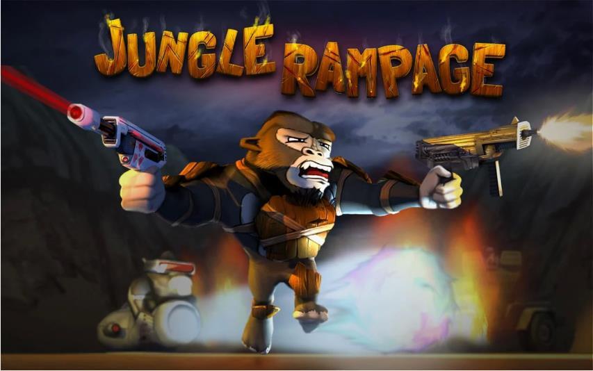 Jungle Rampage на Андроид