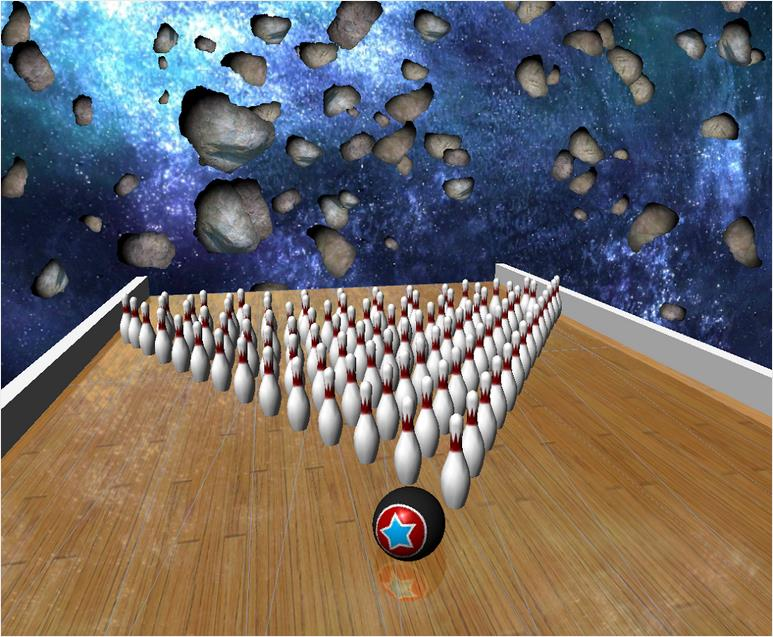 Galaxy Bowling Free