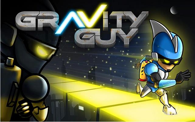 Gravity Guy FREE на Андроид