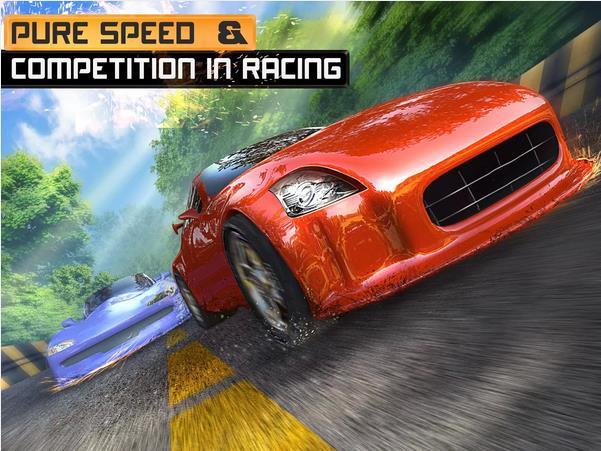 Need for Car Racing Real Speed на Андроид