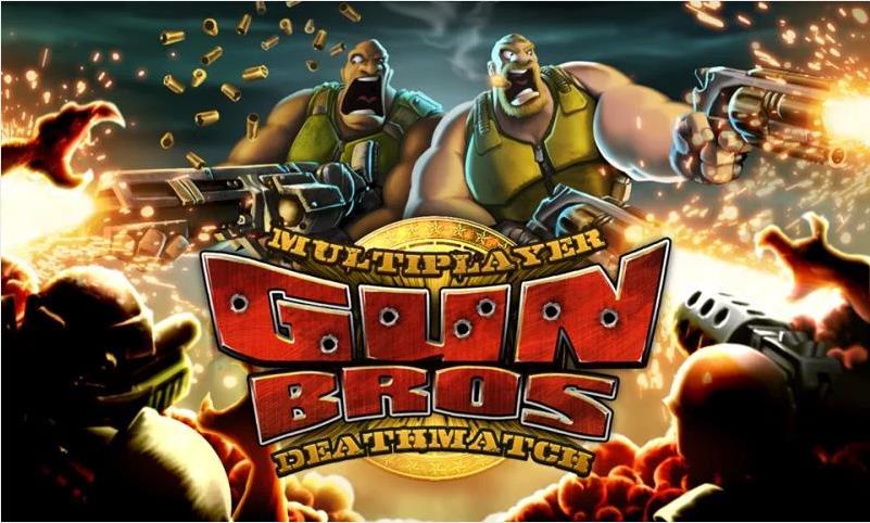 Gun Bros Multiplayer на Андроид