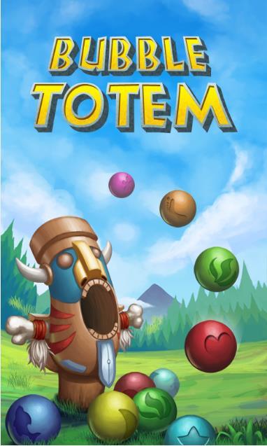 Bubble Totem на Андроид