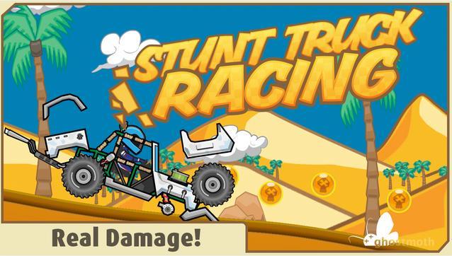 Stunt Truck Racing на Андроид