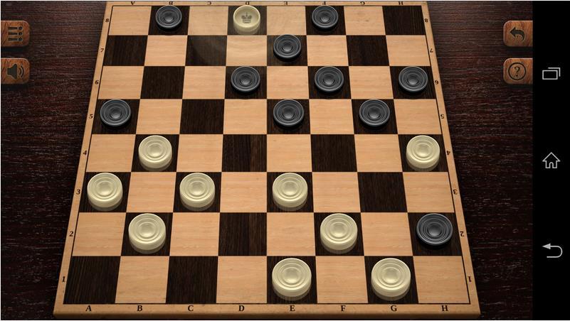 Checkers Elite - шашки на Андроид