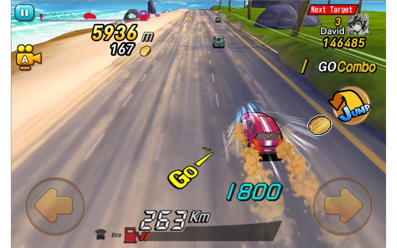 LINE-Go-Go-Go-screenshot