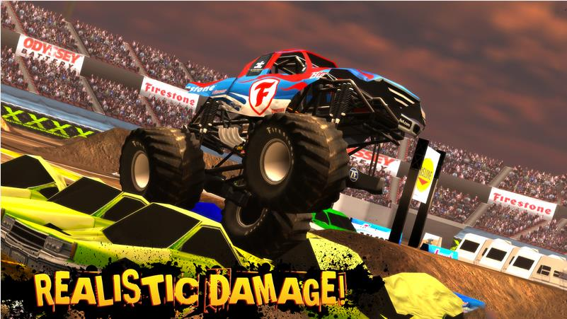 Monster Truck Destruction ™