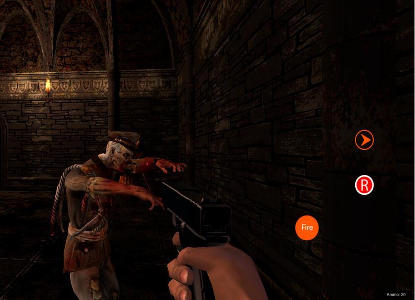 Судный день: атака зомби 3d