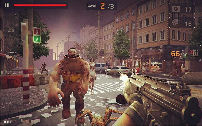 Zombie Ripper на Андроид