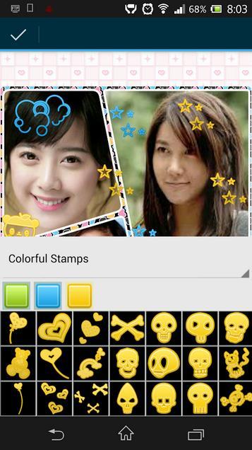 фотоколлаж для Андроид