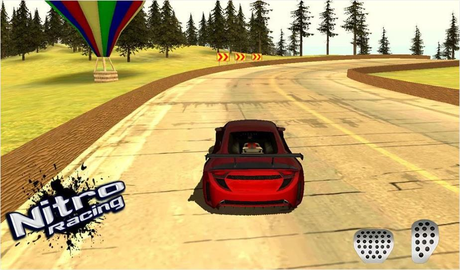 Nitro Racing на Андроид