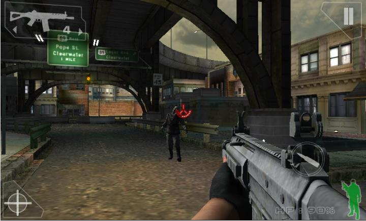 Green Force: Zombies - HD для Android