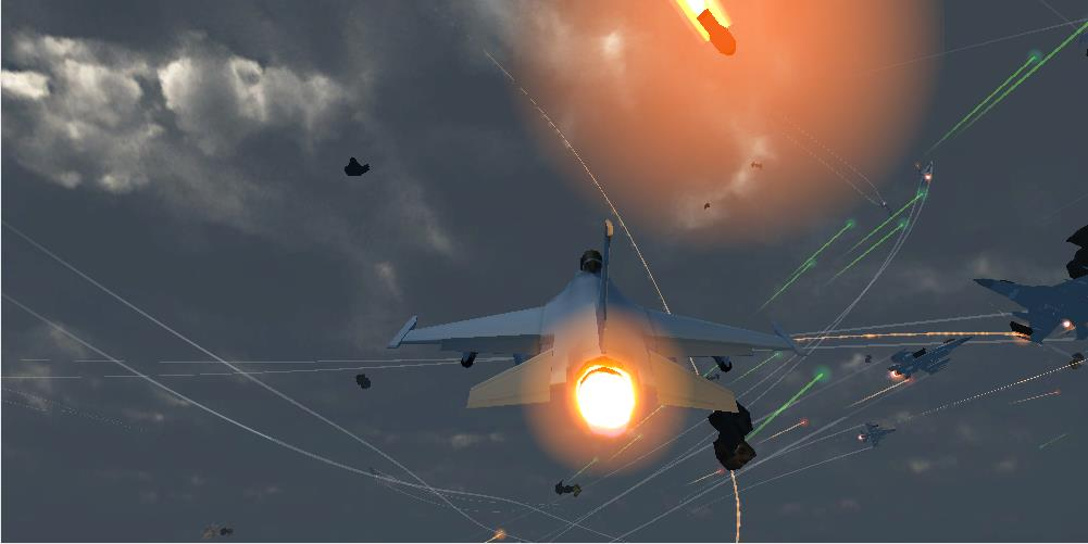 Air War 3D: Invasion
