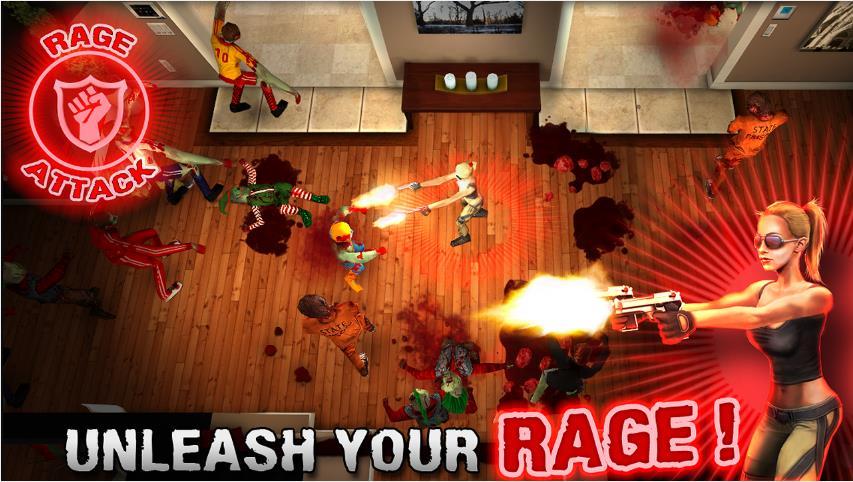 ReKillers : Zombie Defense для Android