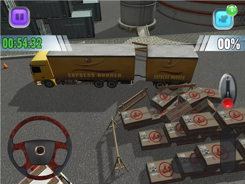 Truck Sim 3D Simulator