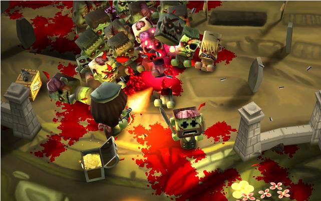 Minigore 2: Zombies на Андроид