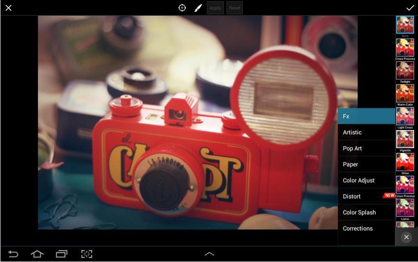 PicsArt – Фотостудия на Андроид
