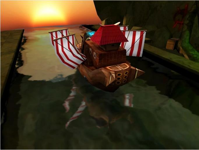Pirate Hero 3D дял Android