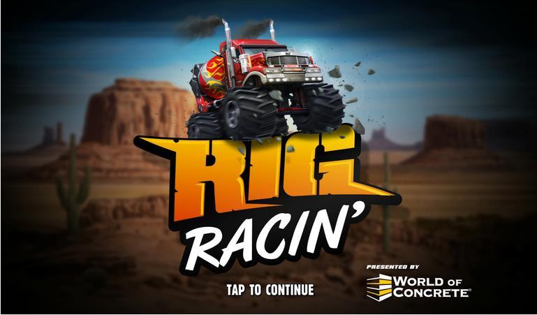 Rig Racin' - гонки на Андроид