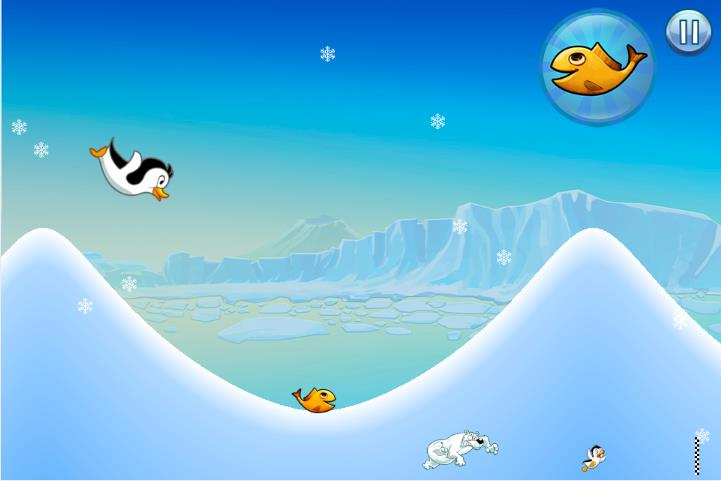 Racing Penguin