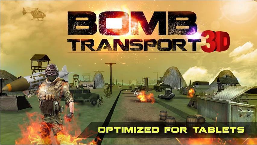 Bomb Transport 3D на Андроид