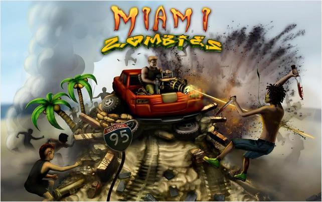 Miami Zombies на Андроид