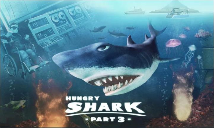 Hungry Shark – Part 3