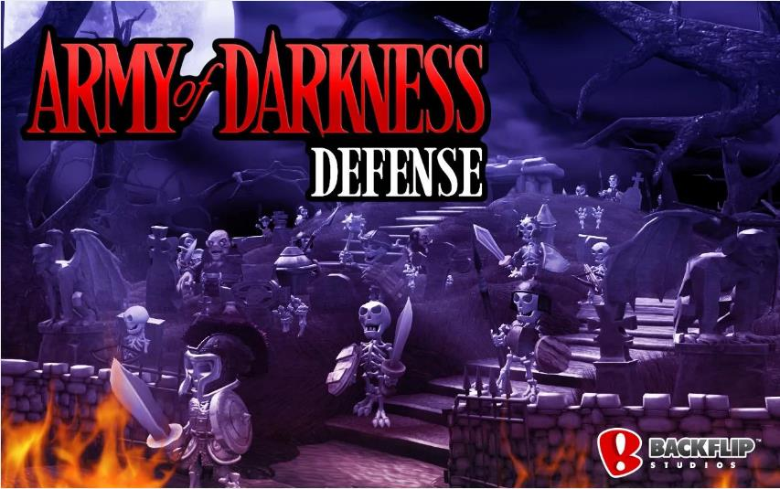 Army of Darkness Defense для Android