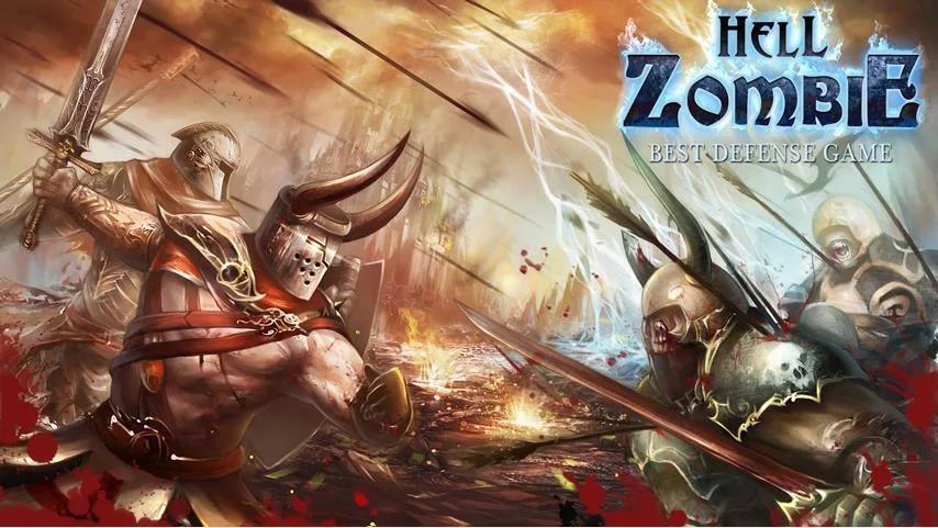 Игра Hell Zombie на Андроид скачать