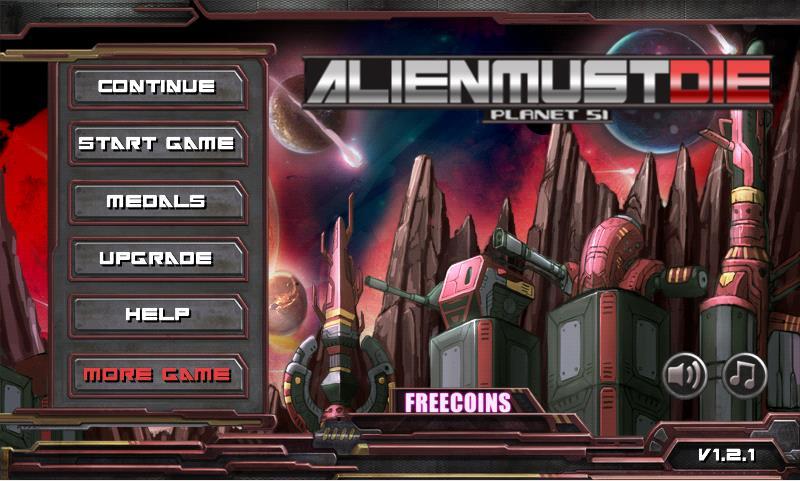 Alien Must Die