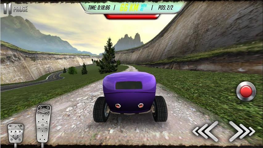 Classic Car Racing для Android