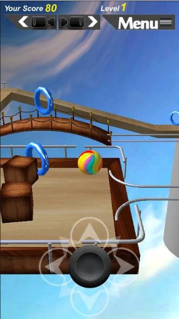 Ball Travel 3D Полная Версия