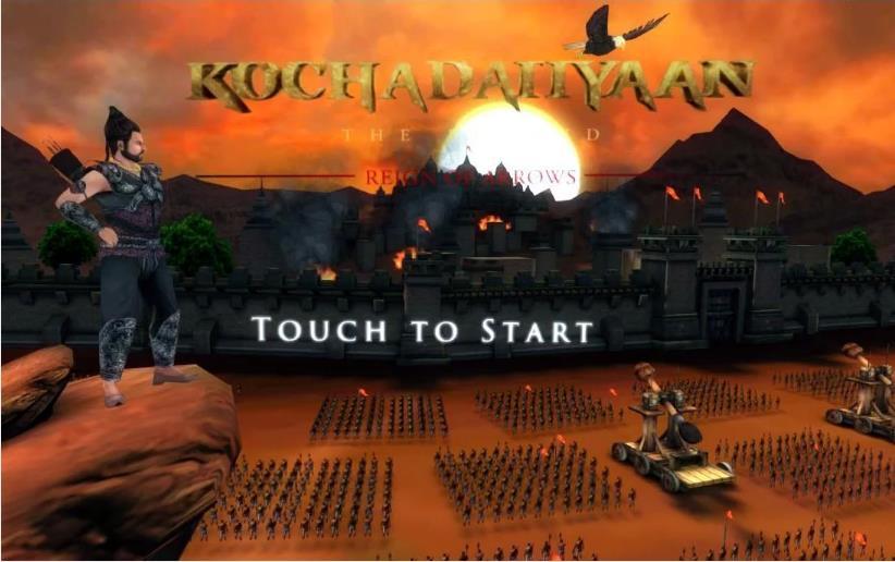 Kochadaiiyaan: Reign of Arrows
