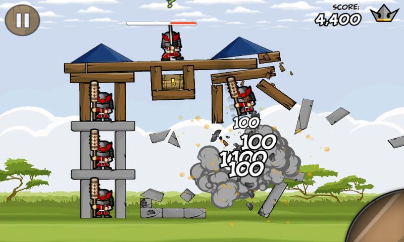 Siege Hero для Android