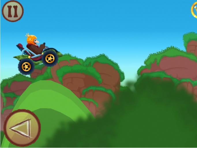 Kiba&Kumba: Krazy Kart Race
